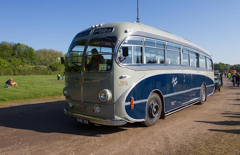 1952 - AEC Regal IV RF 19 Single-Deck Bus
