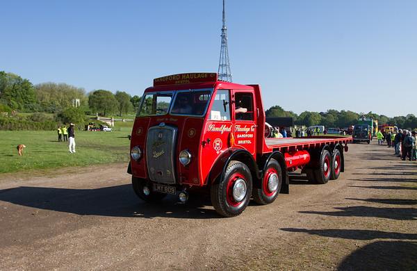 1946 - Foden DF 615 Eight Wheel Lorry