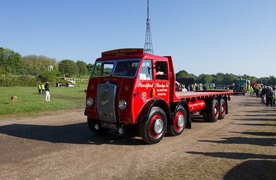 1946 - Foden DF 615 Eight Wheel Lorry