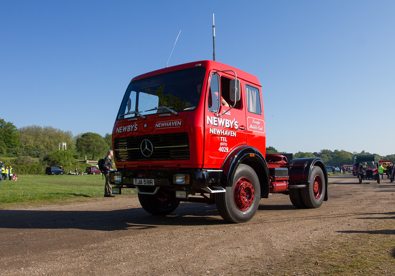 1976 - Mercedes-Benz NG Tractor Unit