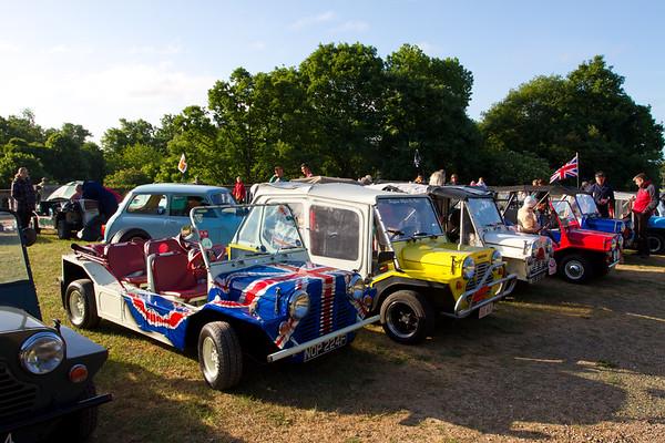 1968 Mini Moke
