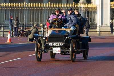 1904 - Wolseley 12hp Two-seater racing Body