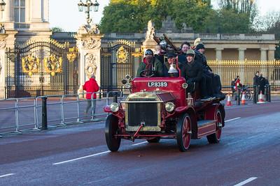 1916  - Dennis N Type London Fire Brigade