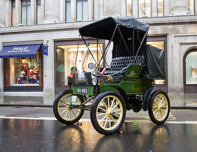1901 - Waverley 3hp Cleveland Body