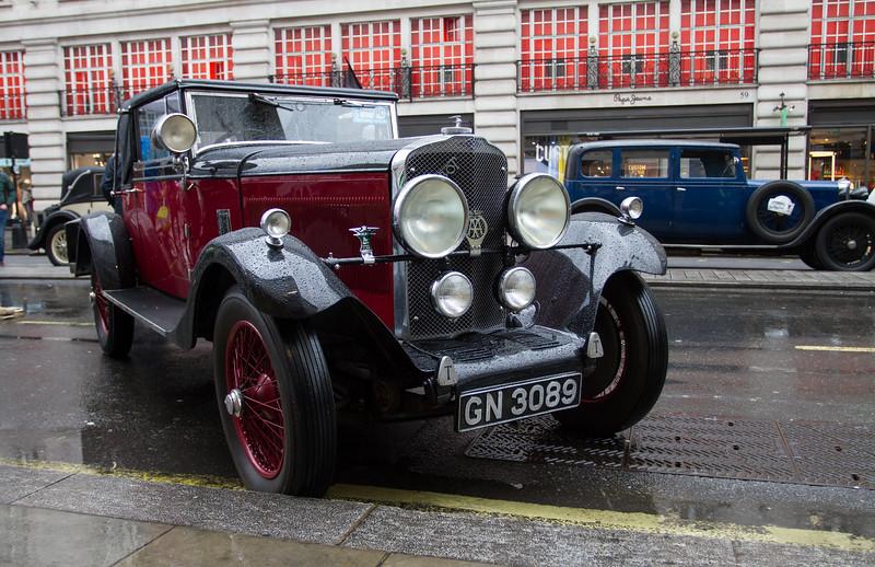 1930 Talbot 90 Carlton Drophead Coupe