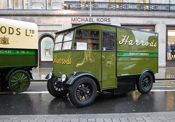 1939 - Harrods Walker Electric Van