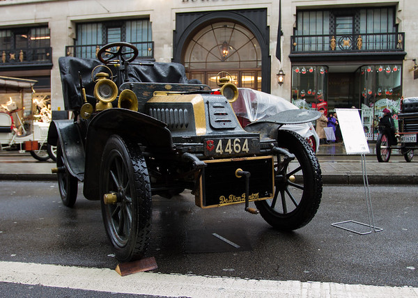 1904 - De Dion Bouton 6hp Two-seater Body