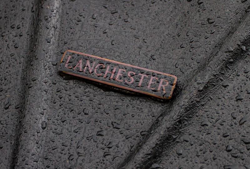 1901 - Lanchester 12hp Tonneau Body