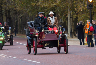 1904 - Cadillac 6.5hp Tonneau