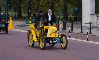 1900 - Renault 3.5hp Tonneau