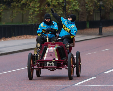 1901 - Renault 7.5hp Racing two-seater