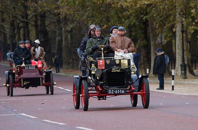 1904 - Ford Model C 10hp Tourer