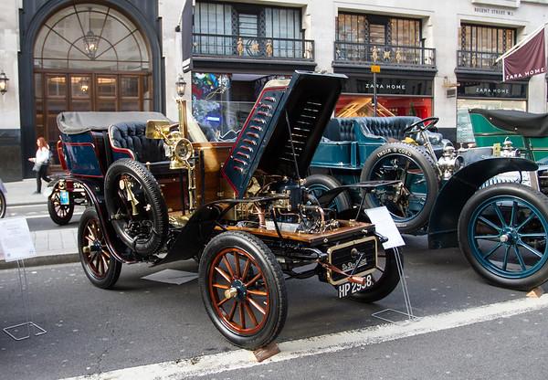 1904 - De Dion Bouton 10hp Tonneau
