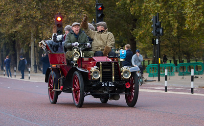 1905 - Sunbeam 12hp Tourer