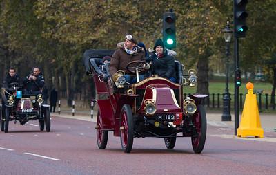 1905 - Renault 14hp Tourer
