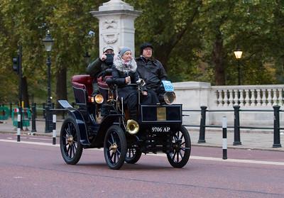 1899 - Peugeot 5hp Phaeton Body