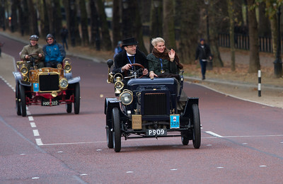 1904 - Rover 8 hp Two-seater