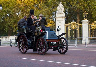 1900 - Daimler 6hp Tonneau