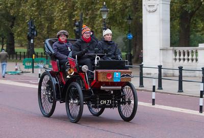1898 - Peugeot 6hp Double-phaeton
