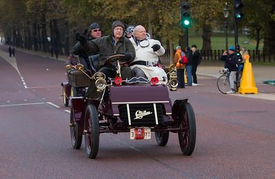 1904 - Cadillac 8hp Rear-entrance tonneau