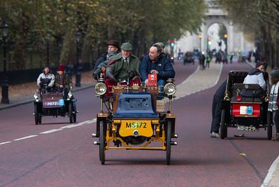 1897 - Daimler 4hp  Wagonette
