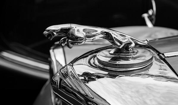 Jaguar Mk V Saloon