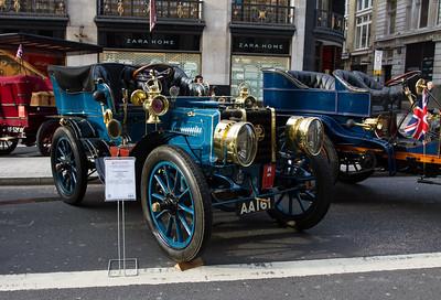 1902 - Panhard et Levassor 20hp Tonneau