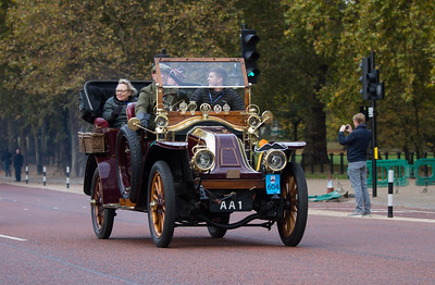 1905 - Renault 30hp Phaeton