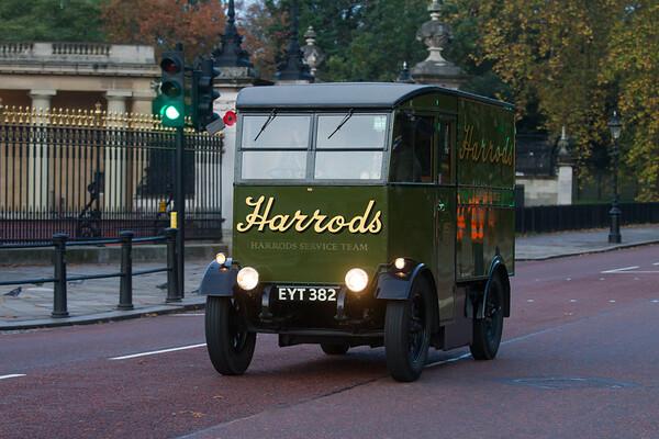 1939 - Harrods Walker Electric Van