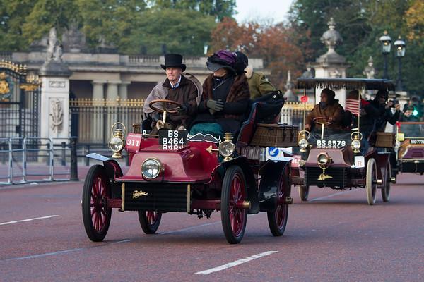 1904 - Cadillac 8.25hp Tonneau