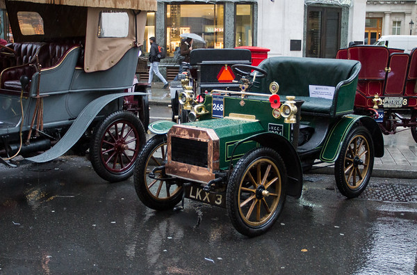 1904 Humberette 6.5hp Coupe