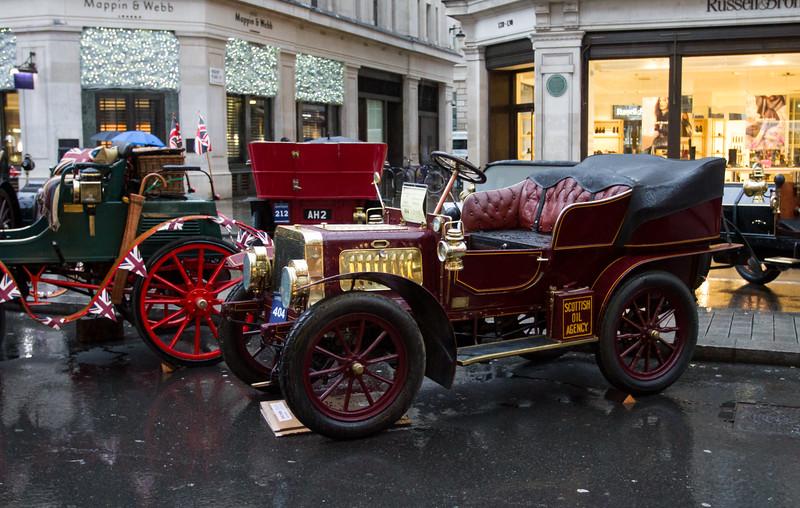1903 - Argyll 12hp Tonneau