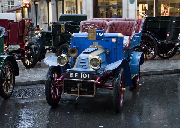 1904 - De Dion Bouton 6hp Tonneau
