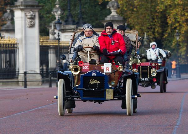 1905 - Cadillac 9hp Tourer