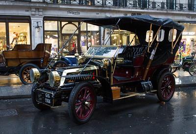 1904 - De Dion Bouton 20hp Tourer