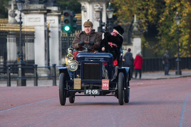 1904 - Rover 8hp Two-seater