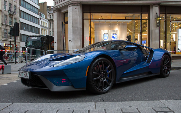 2019 - Ford GT