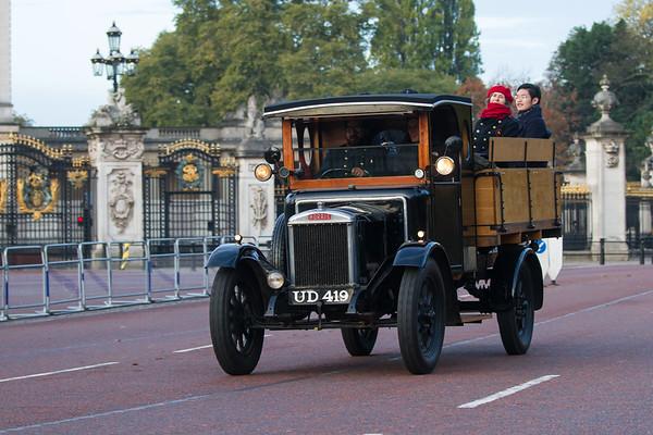 1926 - Morris T-type 1 Ton Lorry