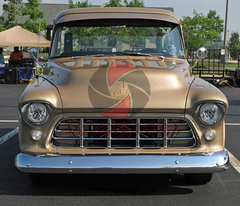 The Lowe's Car show in Quakertown 7-18-10