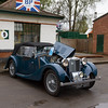 1950 - MG VA Tourer