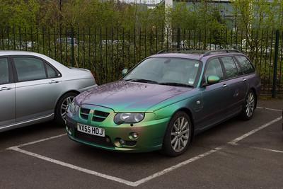 MG ZT Estate Car