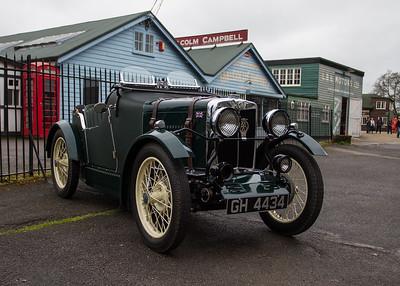 1930 - MG Midget M