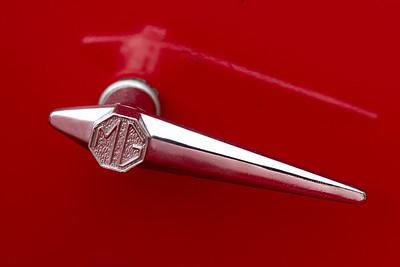 1935 MG PB Midget Door Handle