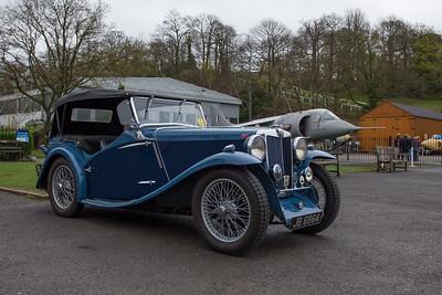 1932 MG Magnette