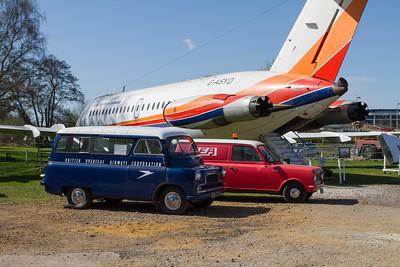 1960 - Bedford CA Airline Crewbus