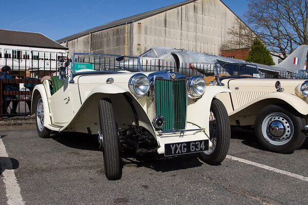 1947 MG PA Midget