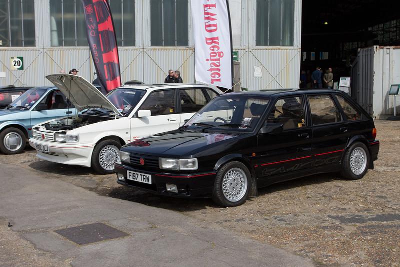 MG Maestro Turbo