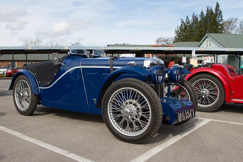 MG C-Type Midget