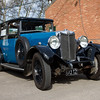 MG 18:80 Sports Six Mk.II Saloon