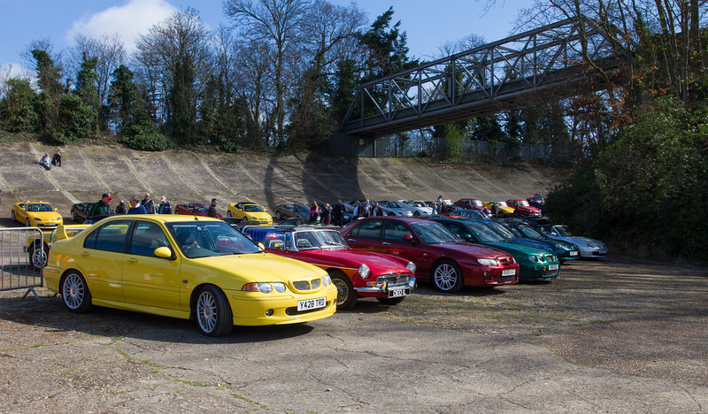 MG Rover ZS